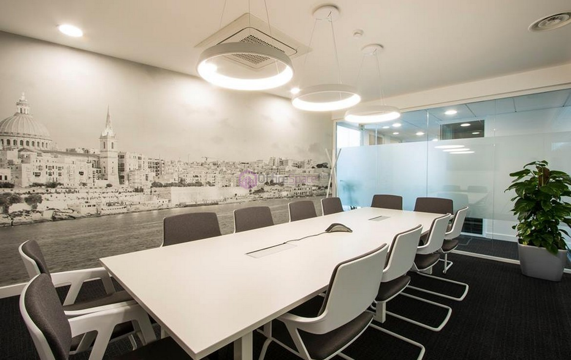 Serviced Office Space in Malta