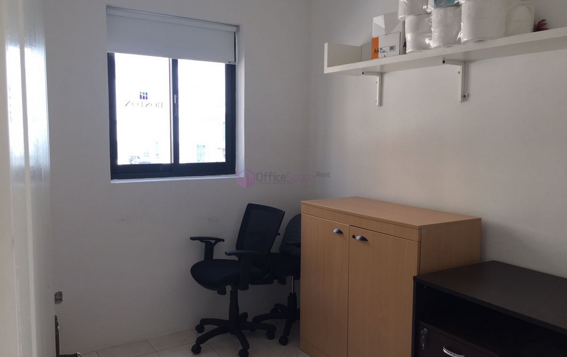 Small Office Space in Gzira For Rent 80sqm