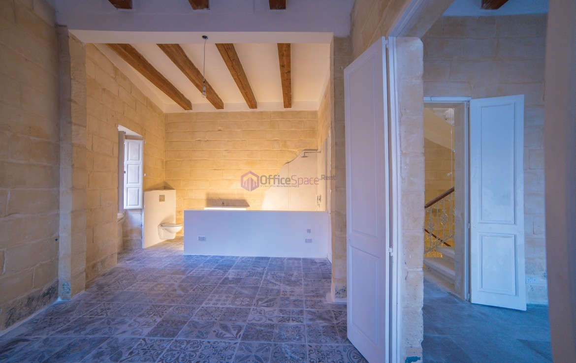 Buy Converted Townhouse Rabat For Office Use