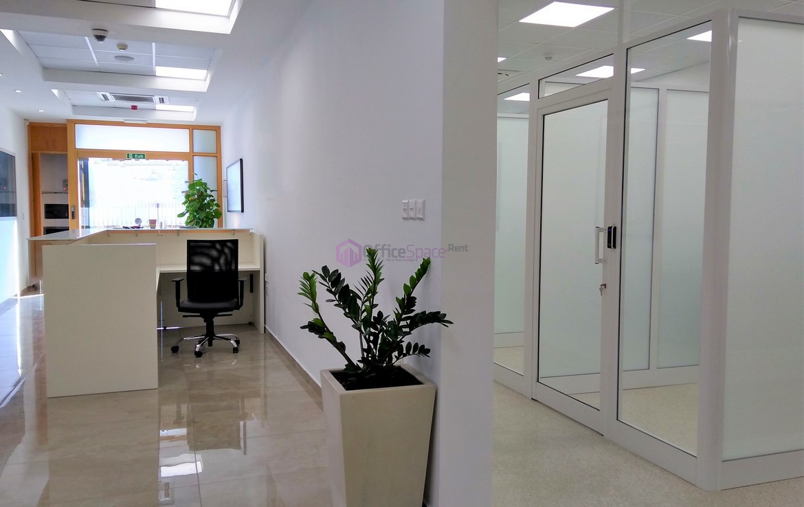 Multiple Serviced Offices To Let Malta