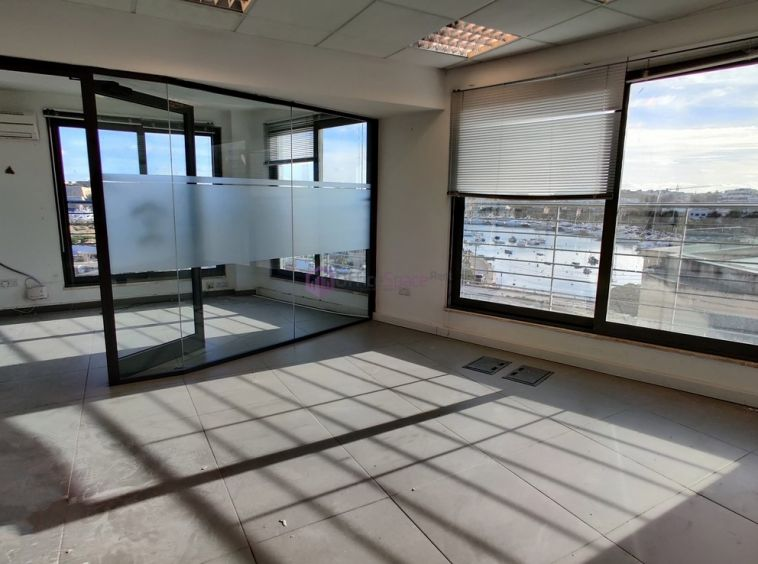 Seafront Malta Office Space