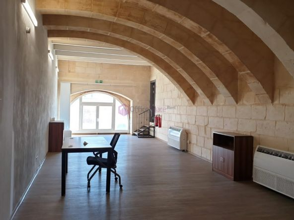 Waterfront Office To Let Valletta